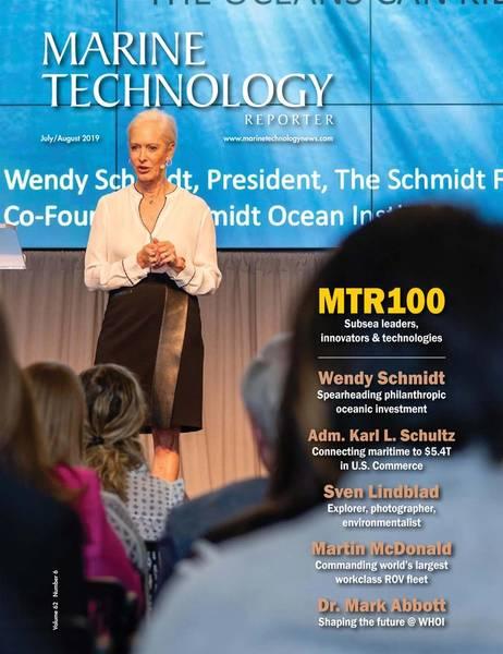 Πιστωτική: Reporter της ναυτιλιακής τεχνολογίας