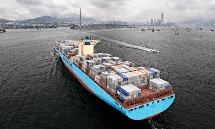 Φωτογραφία ευγένεια Maersk
