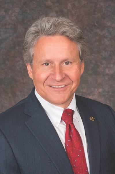 Ο καπετάνιος John Murray, διευθύνων σύμβουλος της Port Canaveral