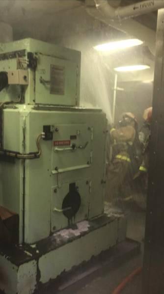 Изображение предоставлено береговой охраной США.