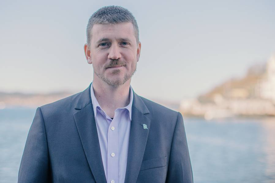 Оскар Каллердаль, вице-президент Rolls-Royce Marine по системам СПГ