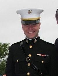 Уильям Доннелли, класс USMMA 2008 года (изображение: Марад)