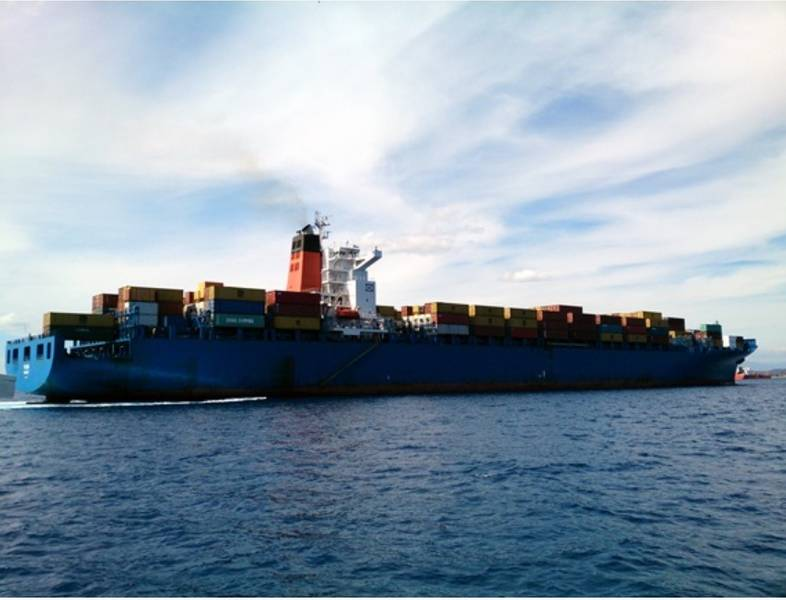 Фото: Diana Containerships Inc. Фото: Diana Containerships Inc.