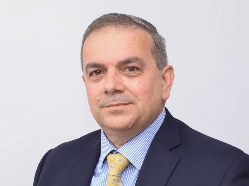 الدكتور ستيليوس كيرياكو