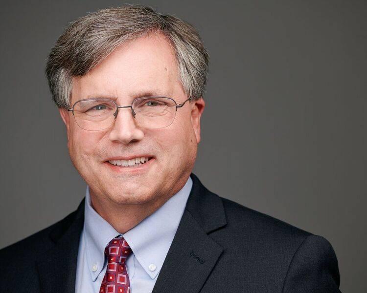 جون مكلورين ، رئيس رابطة الشحن التجارية في المحيط الهادئ