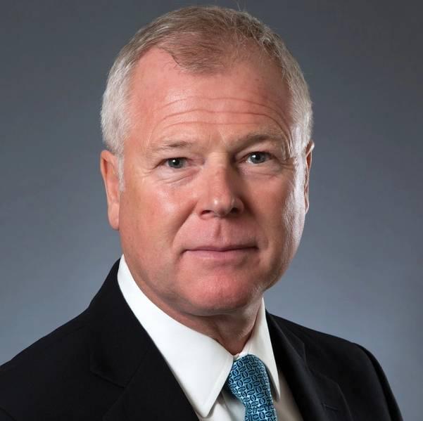 مارتن ماكدونالد ، نائب الرئيس الأول لشعبة ROV ، شركة Oceaneering International. بإذن من Oceaneering الدولية