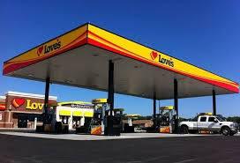 अमेरिका के गेटवे औद्योगिक पार्क का एकमात्र वर्तमान व्यवसायी, एक लव ट्रक है।