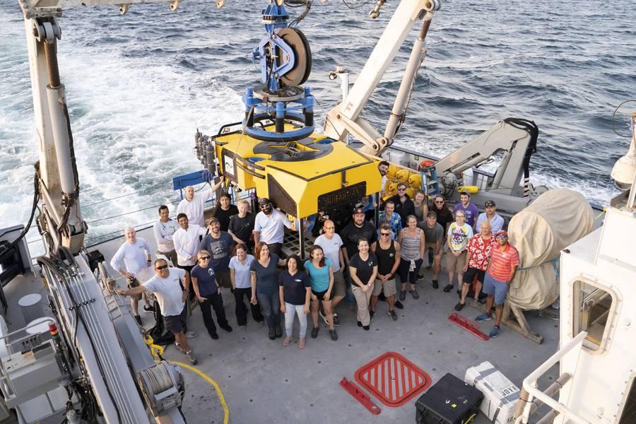 फोटो: श्मिट महासागर संस्थान