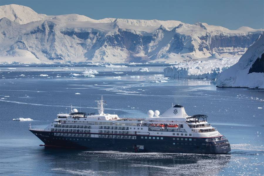 クレジット:Silver Sea Cruises LTD