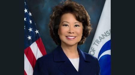 交通部长Elaine L. Chao