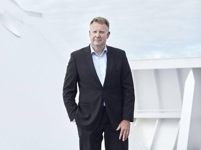 亨里克·霍尔克(照片:DFDS)