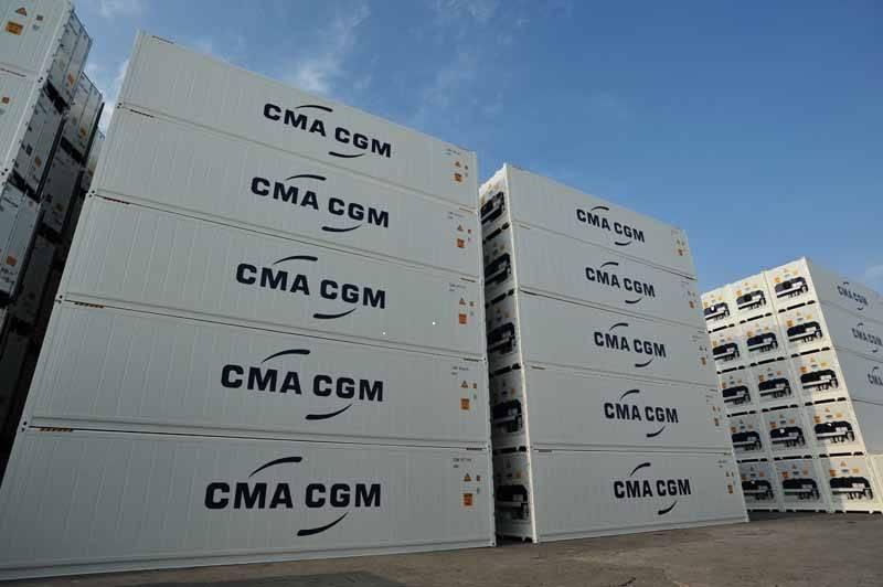 写真:CMA CGM