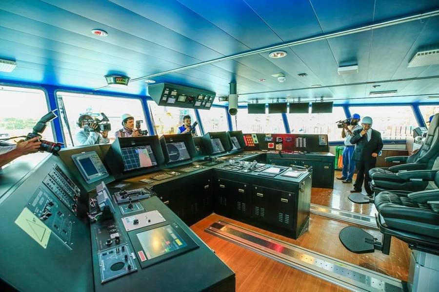 照片:Colombo Dockyard PLC