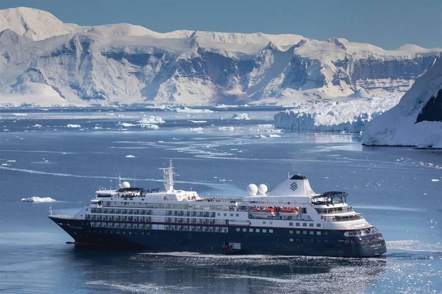 Bildnachweis: Silver Sea Cruises LTD