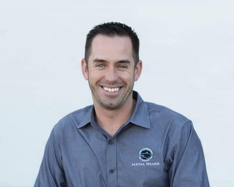 Chris Allard, CEO de Metal Shark. De archivo: Metal Shark