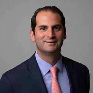 Eric Fabrikant, Director de Operaciones de SEACOR Holdings Inc. (CRÉDITO Seacor Holdings)