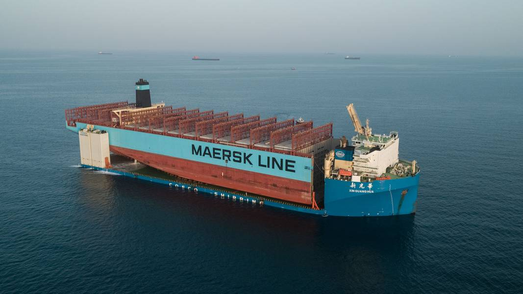 Foto: Maersk