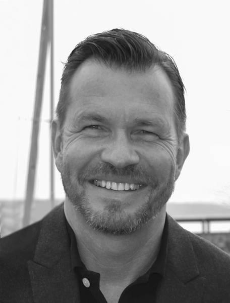 Fredrik Johansson, MA, Socio, Director Ejecutivo de Proyectos, Tillberg Design de Suecia