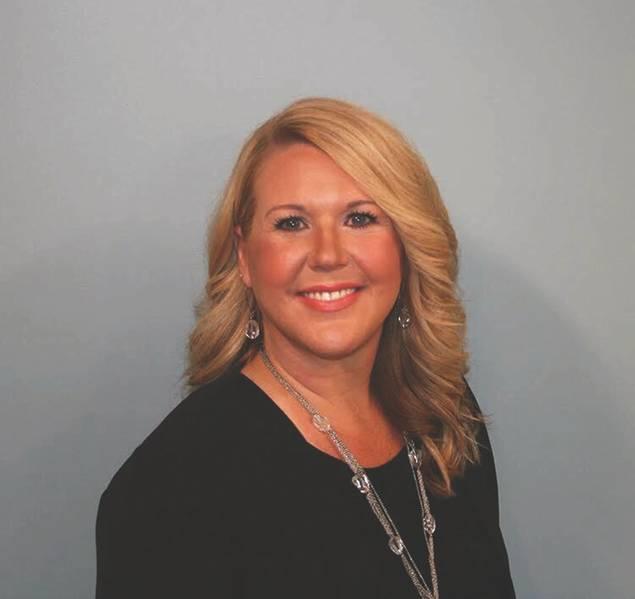 Gina Lopez, vice-presidente de tratores de terminal da Kalmar