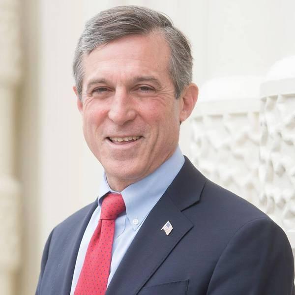 Gobernador de Delaware John Carney (CRÉDITO: Estado de Delaware)
