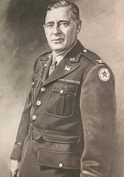 """Henry Crown """"O Coronel"""" O nome do novo reboque de construção é """"O Coronel"""", em homenagem a Henry Crown, o fundador do nosso novo grupo de proprietários. """"O coronel"""" era o apelido dele. Foto: STC"""