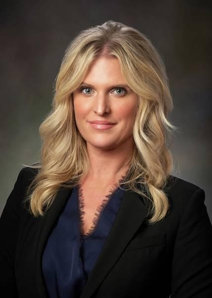 Kristen DeMarco, diretora comercial da JAXPORT