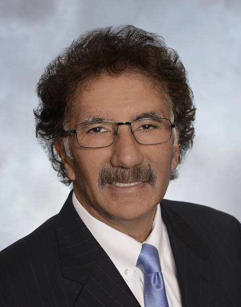 Mario Cordero,长滩港口执行董事。