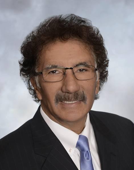Mario Cordero, Geschäftsführer des Hafens von Long Beach.