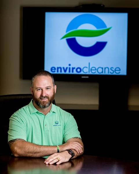 Matt Hughes, vicepresidente ejecutivo de ventas y marketing, Envirocleanse