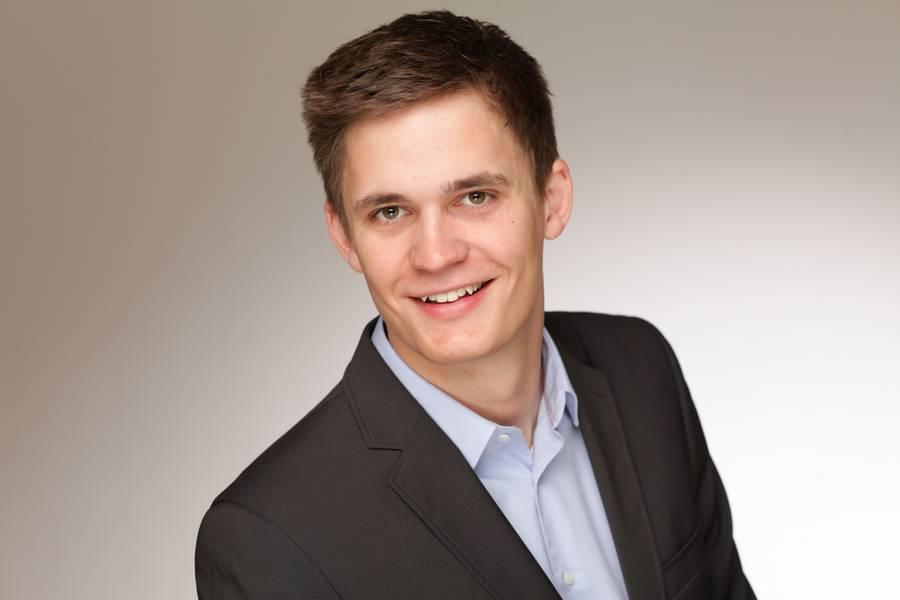 Ο Matthias Jablonowski, παγκόσμιος επικεφαλής του προγράμματος Ports στη Nokia.