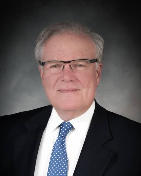 Michael Broad, presidente de la Federación Naviera de Canadá