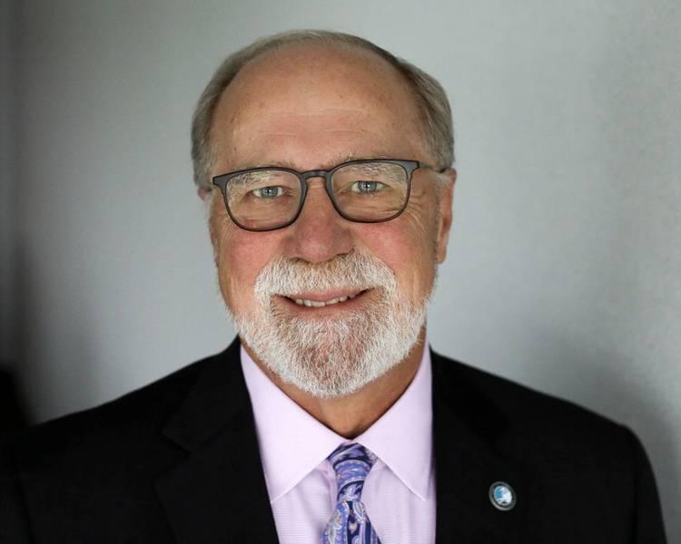 Presidente do Porto da Virgínia John Reinhardt