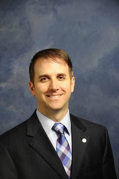 Richard Scher, Kommunikationsdirektor, MDOT Maryland Port Administration - Hafen von Baltimore