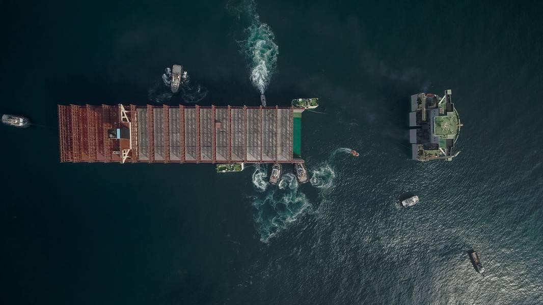 De archivo: Maersk