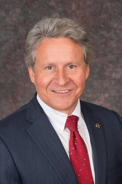 El presidente ejecutivo de Puerto Cañaveral, John Murray. (CREDITO: Puerto Cañaveral)