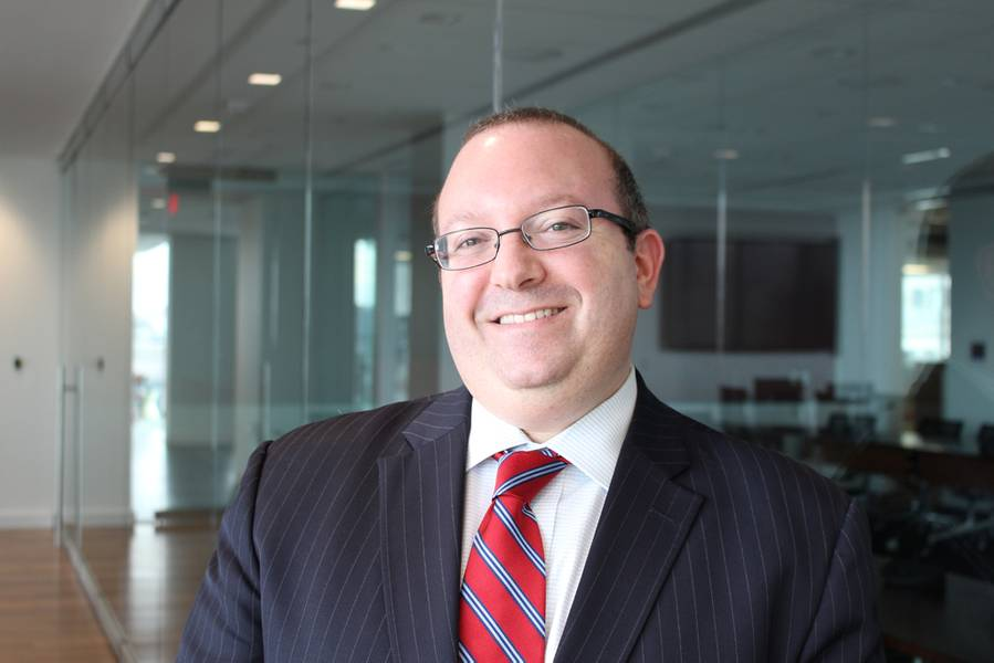 El vicepresidente de NRF para la cadena de suministro y la política de aduanas, Jonathan Gold