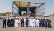Photo: Abu Dhabi Ship Building