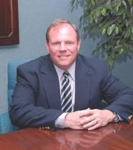 Capt. James Tobin, president of the AAF