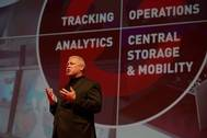Frank Coles, Transas CEO (Photo: Transas)