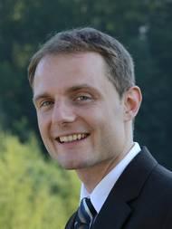 Markus Berner, Head of Digital Logistics, Bertschi Group (Photo: Nexiot)