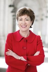 Susan M. Collins (Photo: WTS International)