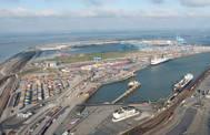 File photo: Port of Zeebrugge