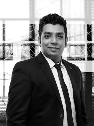 Abhinav Chaturvedi (Photo courtesy of Glander International Bunkering)
