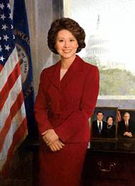 Elaine L. Chao (File photo: Elaine L. Chao / U.S. Department of Labor)