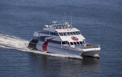 Photo: Cross-Bay Ferry