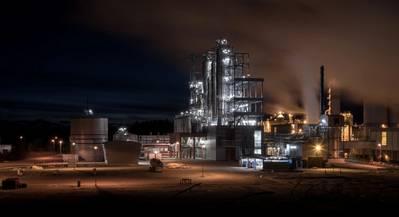 Εργοστάσιο Forchem στο Rauma της Φινλανδίας CREDIT: MAN