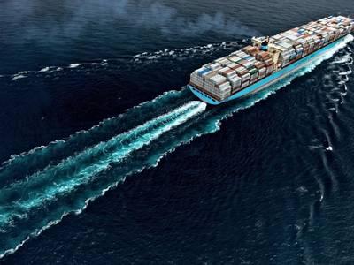 Φωτογραφία ευγενική προσφορά του Maersk