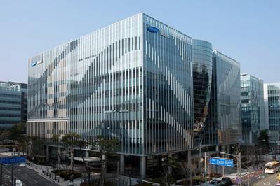 Φωτογραφία: Samsung Heavy Industries ΣΙΑ Ε.Π.Ε. Pangyo Ε & Α Κέντρο