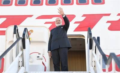 Η πρωθυπουργός της Ινδίας Narendra Modi. Φωτογραφία: Γραφείο Πληροφοριών Τύπου