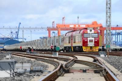 Изображение: Администрация портов Кении